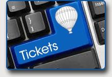 Ballonfahrt Ticket bestellen